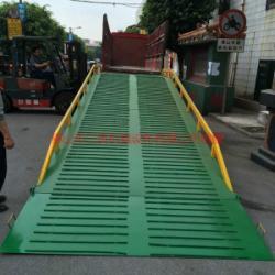 供应移動式集装箱卸貨平台佛山出售