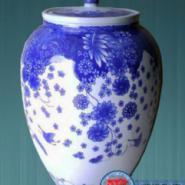 陶瓷酒坛100斤装图片酒瓶定做图片