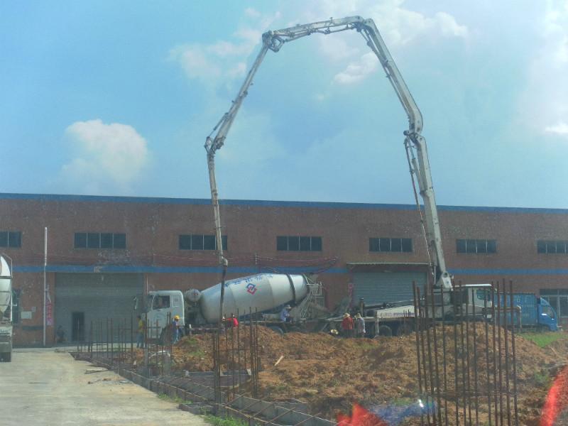 供应混凝土泵车