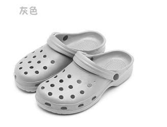 外贸洞洞鞋图片