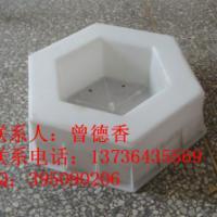 供应嘉兴六角护坡塑料模具厂,河道护坡模具供应