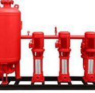 全自动变频调速恒压消防供水设备图片