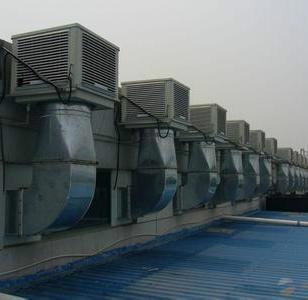 环保空调公司图片