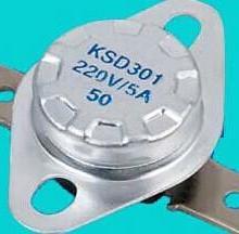 供应用于电子的KSD301温控器,温控器ksd,ksd301突图片