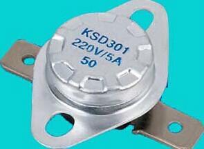 KSD301温控器图片/KSD301温控器样板图 (1)