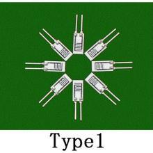 供应韩国湿敏电阻湿度传感器