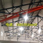 BX型墙式悬臂起重机图片