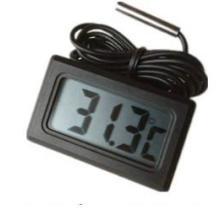 供应LCD显示188.8E温度计芯片IC批发