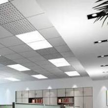 供应上海高档办公区防火天花铝扣板-铝扣板生产厂家-铝扣板工艺图片