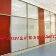 重庆大足玻璃隔断图片