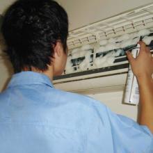 供应成都格力空调售后维修电话-成都格力空调售后维修热线-百捷家电维修图片