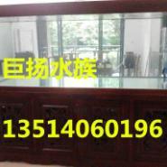 福建泉州实木鱼缸底柜厂图片