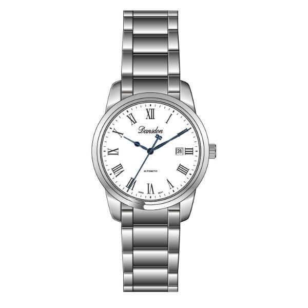 供应不锈钢礼品手表新款瑞士不锈钢机械表男式手表专业设计镂空男表