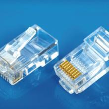 供应广州CAT5E-8P8C水晶头价格,广州8P8C水晶头厂商,广州CAT5E生产厂家批发