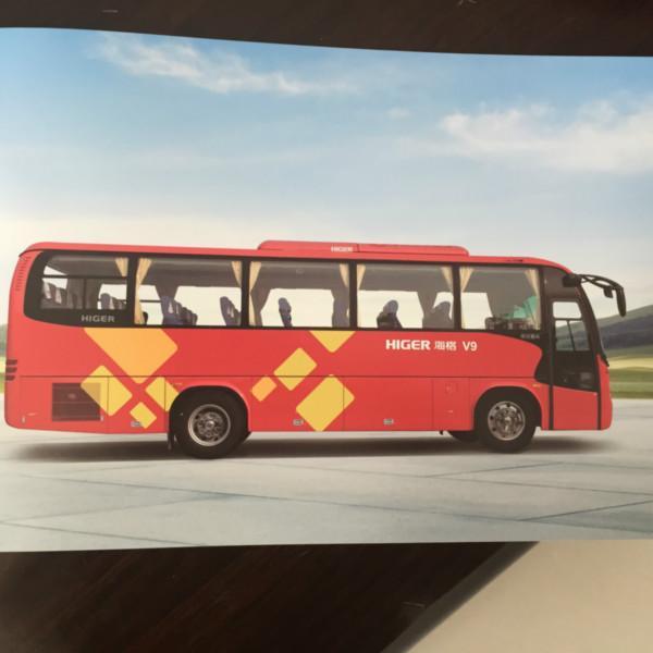供应金龙客车KLQ6898 供应金龙客车35-41座