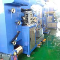 供应紫铜扁线压延机、焊带高速压延机