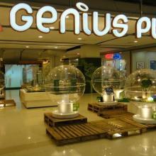 供应橱窗装饰展览道具亚克力球 有机玻璃圆球 道具展示球