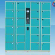 供应24门IC卡识别型电子储物柜