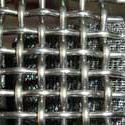 20mm孔不锈钢轧花网图片