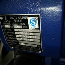 供应潍柴WP6.270E32潍柴270马力发动机