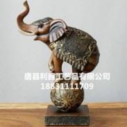 大象摆件工艺品图片