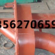SK双路输送阀煤粉两路分料阀分料阀图片