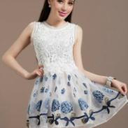 2015夏季新款韩版大码品牌女装图片
