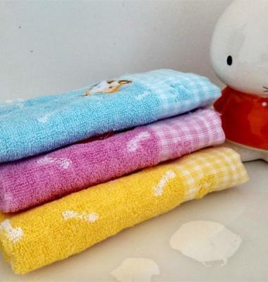 纯棉儿童毛巾图片/纯棉儿童毛巾样板图 (2)