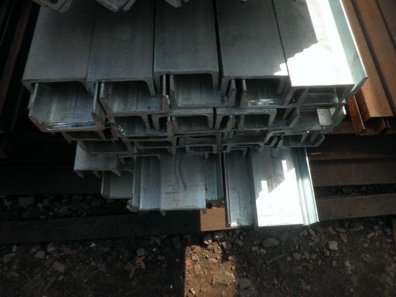 供应镀锌槽钢 12号槽钢 Q235镀锌槽钢  14#镀锌槽钢