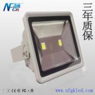 方高照明LED投光灯新款120W泛光灯图片