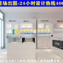 供应创意眼镜店装修效果图风格AN33眼镜店设计专卖店效果图CN20