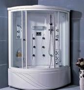 美标淋浴房龙头漏水维修图片