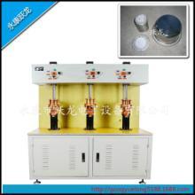 供应钎焊机三工位发热盘钎焊机