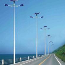 供应唐山太阳能路灯6米20W型号 美丽新农村太阳能路灯生产厂家