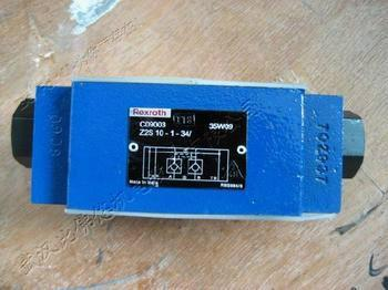 供应力士乐Rexroth叠加式单向阀直控式Z1S6A05-4X/V