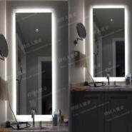 俏佳人镜业浴室防雾镜子图片