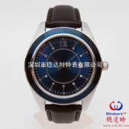 不锈钢表壳时尚礼品手表生产厂家图片