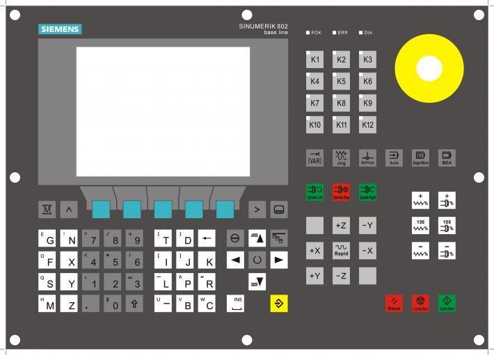一级的工控系统及装备 提供质量好薄膜开关加工蛧