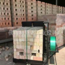 供应移动式砖头打包平台 砖头打包机 标砖 多孔砖 空心砖打包机图片