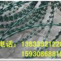 供应玉米地安装无扣不锈钢刀片刺绳