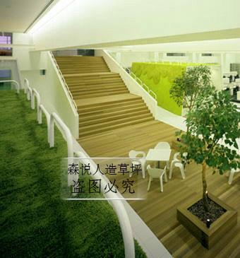 人造草坪图片/人造草坪样板图 (3)
