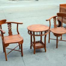 供应情人椅特价 红木家具 红木椅子 圈椅 花梨木椅子 鸡翅木椅子