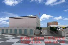 深圳厂房装修报价装修公司电话图片