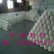 T65/C35配比环锭纺涤棉纱3支6支图片