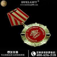 供应高档勋章制作埃菲尔价格最优,广州高档勋章制作