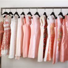 供应丝丝记忆品牌名品折扣店尾货服装女装服装衣服市场那里有