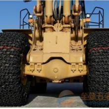 供应30铲车防滑链,统威轮胎保护链,17.5-25型轮胎防滑链批发