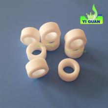 供应四氟导套定制厂家/F4铁氟龙导套/PTFE定位套价格