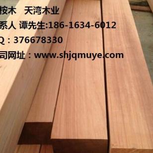 河北柳桉木防腐木规格图片
