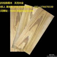 南昌南方松防腐木加工厂图片